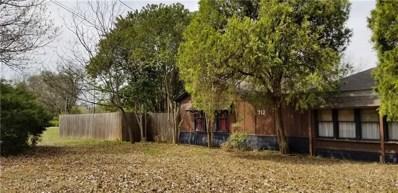 712 Hilltop Circle, DeSoto, TX 75115 - MLS#: 14044332
