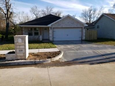 3320 Hanger Avenue, Fort Worth, TX 76105 - MLS#: 14044397