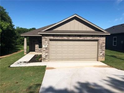 218 S Preston Drive, Alvarado, TX 76009 - MLS#: 14044412