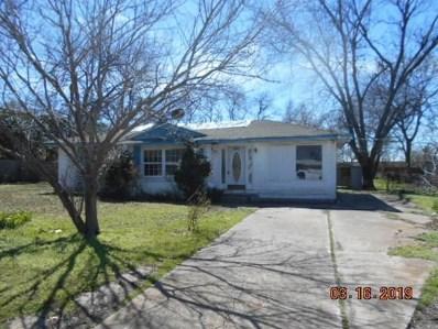 1602 E Mildred Street, Sherman, TX 75090 - MLS#: 14044739