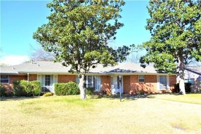 512 Mimosa Drive, Denton, TX 76201 - #: 14045539