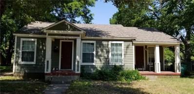 615 Coit Street, Denton, TX 76201 - #: 14046031