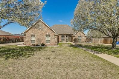 121 Honeysuckle Drive, Justin, TX 76247 - #: 14046374