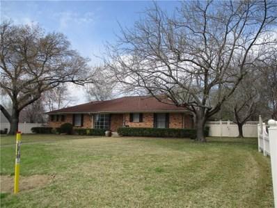 202 W Barnes Street, Kaufman, TX 75142 - MLS#: 14046834