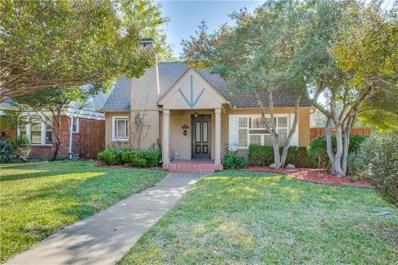5702 Mercedes Avenue, Dallas, TX 75206 - MLS#: 14047768