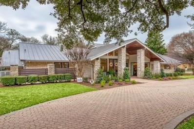 6538 Dartbrook Drive, Dallas, TX 75254 - #: 14047789