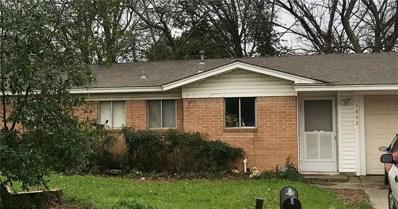 1802 Mimosa Drive, Arlington, TX 76012 - MLS#: 14049032