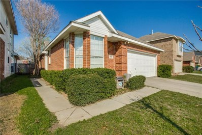 6917 Chaco Trail, Fort Worth, TX 76137 - #: 14050871