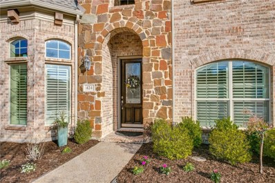 424 Preston Creek Drive, McKinney, TX 75072 - #: 14051778