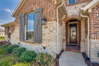 15508 City Garden Lane, Prosper, TX 75078 - MLS#: 14053212