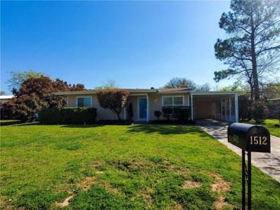 1512 Edison Avenue, Bridgeport, TX 76426 - #: 14053965