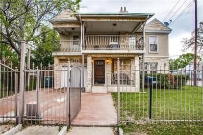 2100 Caddo Street, Dallas, TX 75204 - #: 14055299