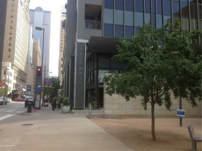 1200 Main Street UNIT 813, Dallas, TX 75202 - MLS#: 14056078