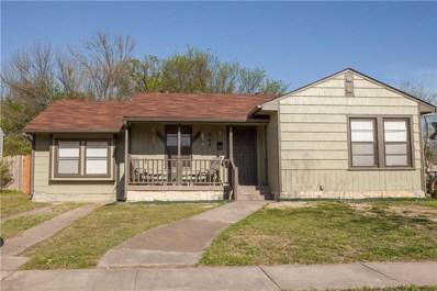 945 SW 5th Street, Grand Prairie, TX 75051 - #: 14056453