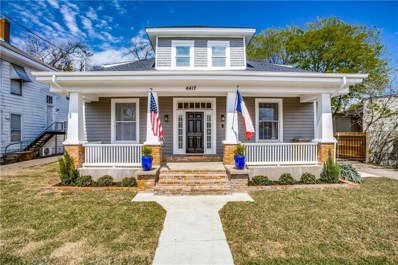 4417 Worth Street, Dallas, TX 75246 - #: 14056958