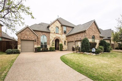 709 Wooded Trail Drive, McKinney, TX 75071 - #: 14057654