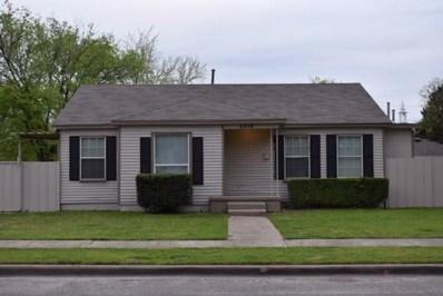 6512 Latta Street, Dallas, TX 75227 - #: 14057696