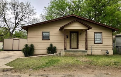 102 Rosa Street, Ennis, TX 75119 - #: 14058467