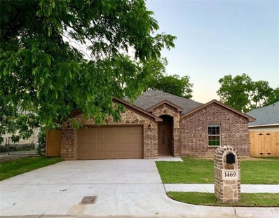 1469 E Myrtle Street, Fort Worth, TX 76104 - #: 14058475