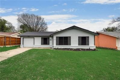 1241 Ralph Street, Grand Prairie, TX 75051 - #: 14059175
