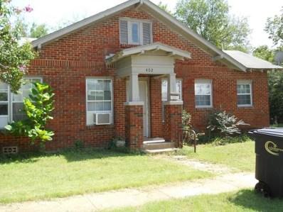 402 S Anglin Street, Cleburne, TX 76031 - #: 14060271