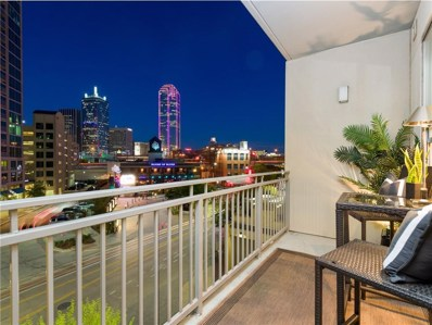 2323 N Houston Street UNIT 407, Dallas, TX 75219 - MLS#: 14062633