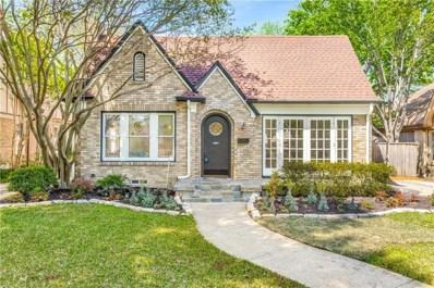 5915 Monticello Avenue, Dallas, TX 75206 - MLS#: 14063143
