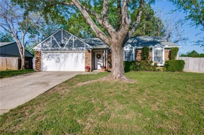 3617 Clearview Drive, Corinth, TX 76210 - #: 14063509