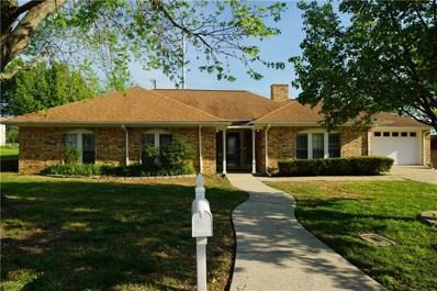 219 Brookhaven Terrace, Commerce, TX 75428 - MLS#: 14063894