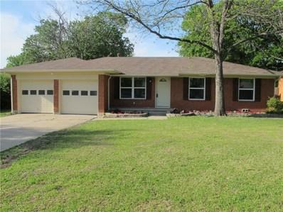 1714 Linden Drive, Denton, TX 76201 - #: 14064285