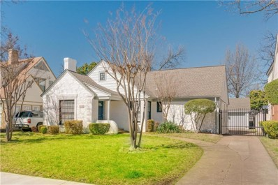 6119 Revere Place, Dallas, TX 75214 - MLS#: 14064861