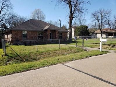 1001 E Milam Street, Ennis, TX 75119 - #: 14064943