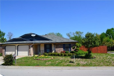 117 Iberis Court, Arlington, TX 76018 - #: 14065284
