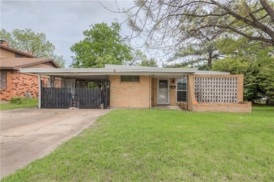 2500 William Brewster Drive, Irving, TX 75062 - #: 14065816