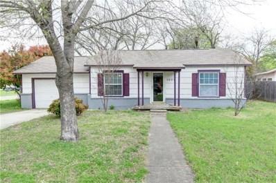 1001 Wade Hampton Street, Benbrook, TX 76126 - MLS#: 14066010