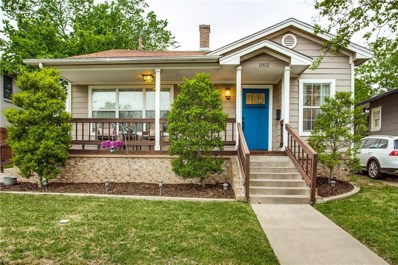 1812 Belle Place, Fort Worth, TX 76107 - MLS#: 14066934