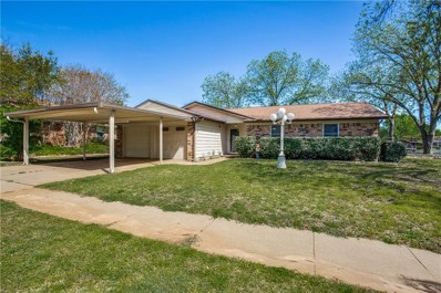 500 Mustang Drive, Saginaw, TX 76179 - MLS#: 14067310
