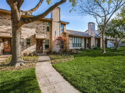 7611 Pebblestone Drive UNIT 7, Dallas, TX 75230 - MLS#: 14067388