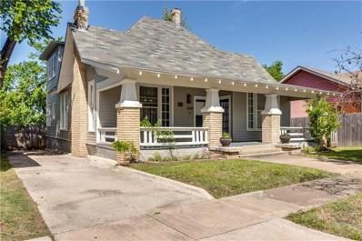 1614 College Avenue, Fort Worth, TX 76104 - MLS#: 14068774