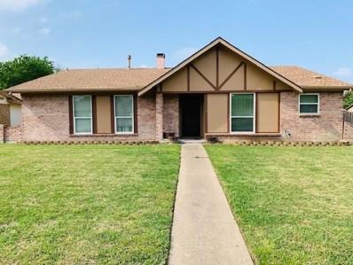 1821 Cripple Creek Drive, Garland, TX 75041 - #: 14071340