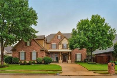 1618 Forest Bend Lane, Keller, TX 76248 - #: 14076023