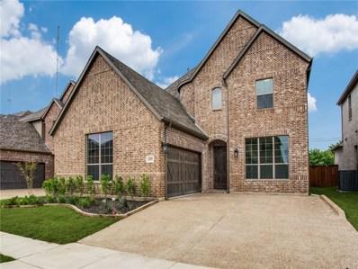 4909 Spanish Oaks Drive, McKinney, TX 75070 - #: 14076457