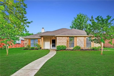 4014 Knights Bridge Drive, Rowlett, TX 75088 - #: 14077525