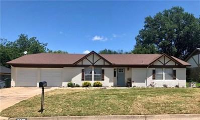 6501 Cliffside Drive, North Richland Hills, TX 76180 - MLS#: 14078081