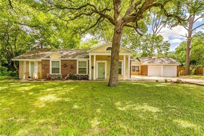 1109 W Sanford Street, Arlington, TX 76012 - #: 14079626