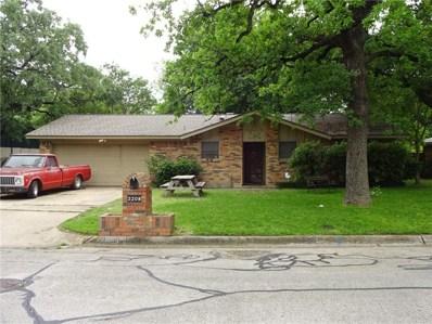 3208 Bob O Link Lane, Denton, TX 76209 - #: 14080197
