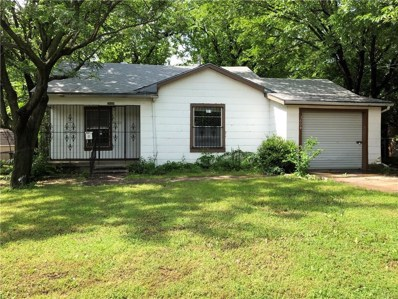 3604 Childress Street, Fort Worth, TX 76119 - #: 14080983