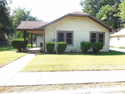 317 Egan Street, Denton, TX 76201 - #: 14084514