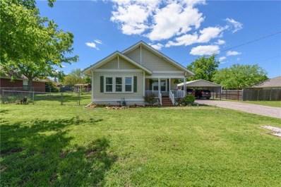 537 N 1st Street N, Krum, TX 76249 - #: 14084519
