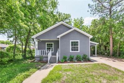 402 Wye Street, Denton, TX 76205 - #: 14084592